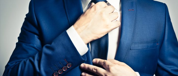 What mistakes to avoid when wearing a tie?