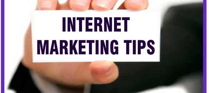 Tips To Becoming A Better Internet Marketer