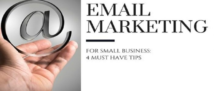 Email marketing campaigns will let a company get the word out